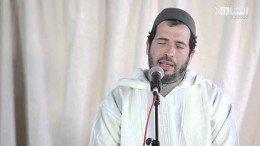 القارئ ابراهيم الأدغم في تأبين الراحلة خديجة المالكي رحمها الله